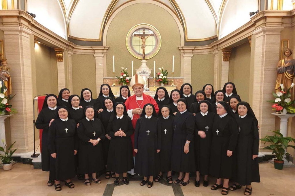 Aperto il Capitolo Generale XI delle Salesiane Oblate del Sacro Cuore